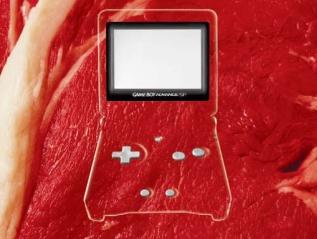 Nintendo GBA –Colors
